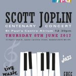 STEVE LAW RECITAL: SCOTT JOPLIN CELEBRATION